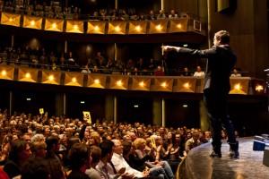 "Poetry Slam ""Macht Worte"" im Opernsaal"