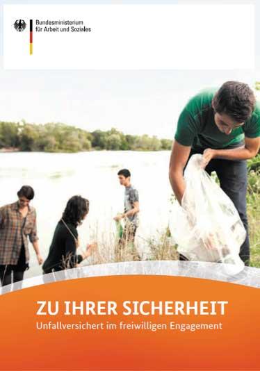 Broschüre des Bundesministeriums für Arbeit und Soziales.