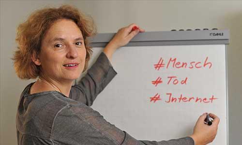 Expertin Birgit Aurelia Janetzky
