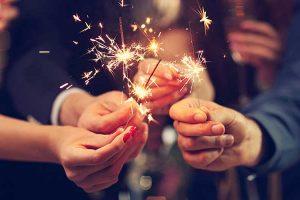 Silvesterbräuche: Wer feiert wie?