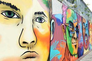 """""""Gesichter & Sichtweisen"""" – ein Stadtteil wird lebendig"""