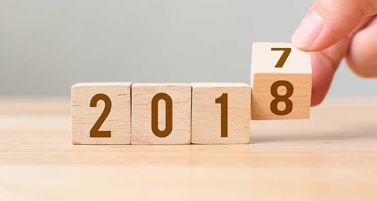 2018: Das ändert sich jetzt