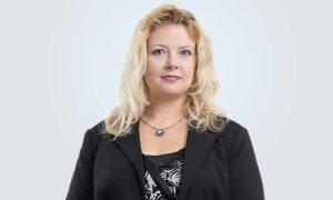 Ina Fricke, Regionalleiterin für den Bereich Baufinanzierung bei der Sparda-Bank Hannover eG.