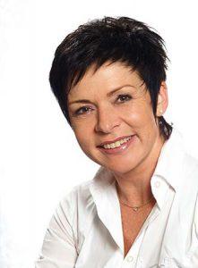Projektplanerin und -leiterin Christiana Brähmer vom Spielplatzbauer PLAYPARC