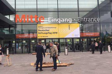 """""""Update!"""": Deutscher StiftungsTag 2018 in Nürnberg"""