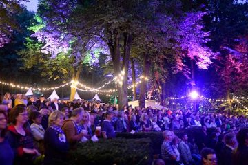 "29. Open Air in Göttingen ""Musik im Wald"""