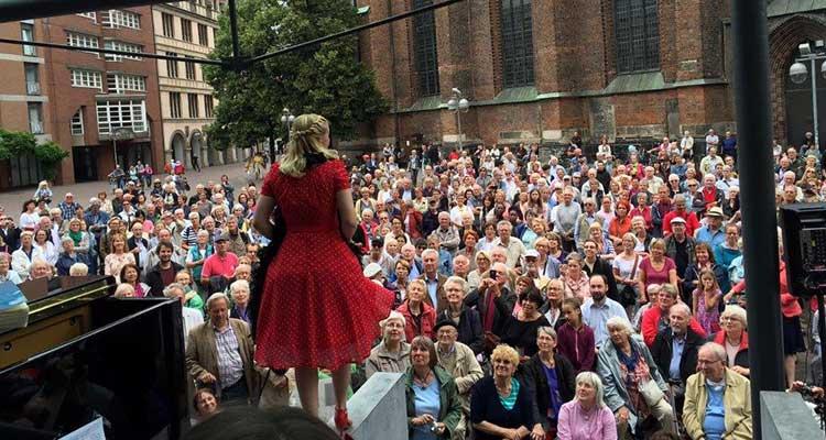 """Heute geht's los – das Musikfestival """"Klassik in der Altstadt"""""""