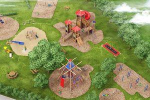 Der Traumspielpark Wallensen wird eingeweiht