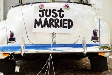 Worauf Sie nach der Hochzeit achten sollten