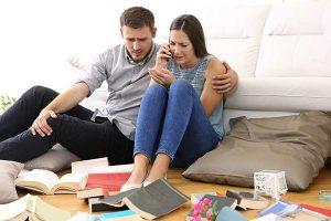 Was nach einem Wohnungseinbruch zu tun ist
