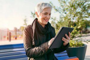 """Expertenvortrag: """"Mobil im Alltag – welche Apps das Leben leichter machen"""""""