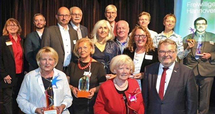 Das sind die Preisträger des Leinesterns 2019