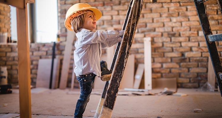 Baukindergeld: ein Zuschuss für Ihr Eigenheim