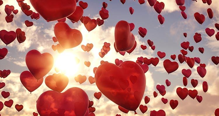 Valentinstag: Wetten, dass Sie das noch nicht wissen?