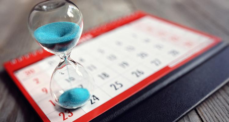 Systemumstellung 2020: Technische Einschränkungen vom 7. bis 10. Mai