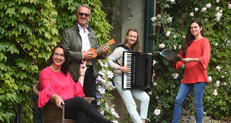 Klassik im Garten 2020 – Musik, die zu den Menschen kommt