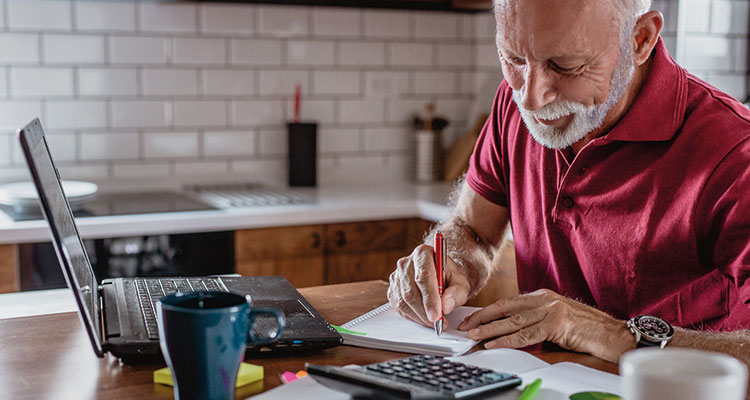 Wie tickt die Generation 60+ in Finanzfragen?