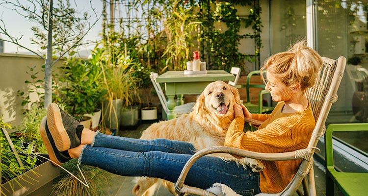 Terrasse und Balkon: Tipps für Ihr Freiluftwohnzimmer