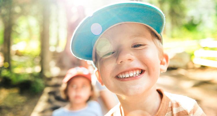 Zehn Beschäftigungsideen für Kinder in den Ferien